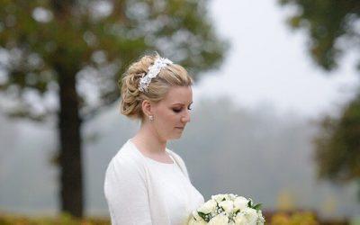 Wedding Makeup Transformation