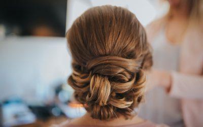 Hair Care For A Wedding