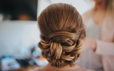 Hair Care For A Wedding