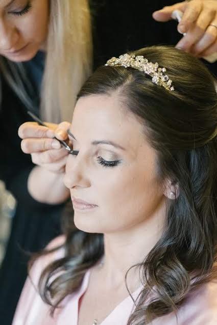 Wedding Makeup In Buckinghamshire