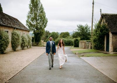 Ellie & Shahil's Merriscourt Barn Wedding.